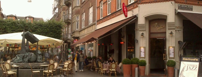 Gertruds is one of The best after-work drink spots in Odense, Danmark.