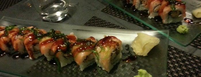 Take Sushi is one of Bergamo.