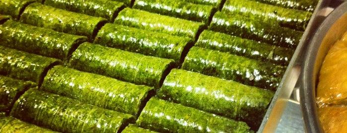 Köşkeroğlu Kebap & Baklava is one of Pastane & Dondurma.