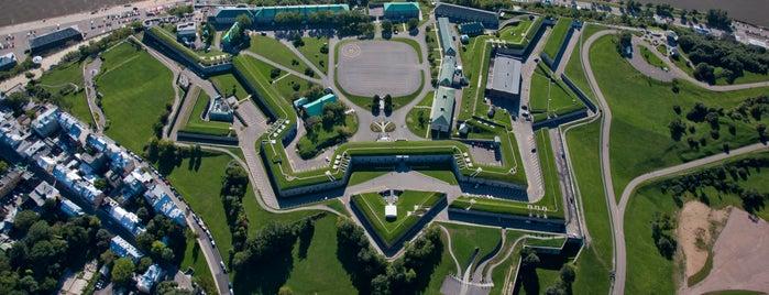 Citadelle de Québec is one of Quebec to-do/eat.