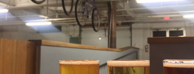 3cross Brewing Company is one of New England Breweries.