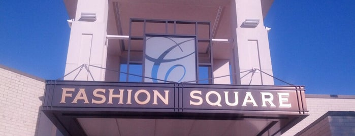 Charlottesville Fashion Square is one of Frequent Places.