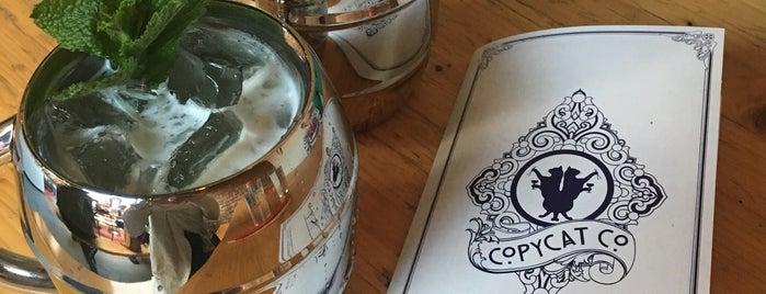 Copycat Co. is one of Food/Drink Favorites: DC & Northern Virginia.