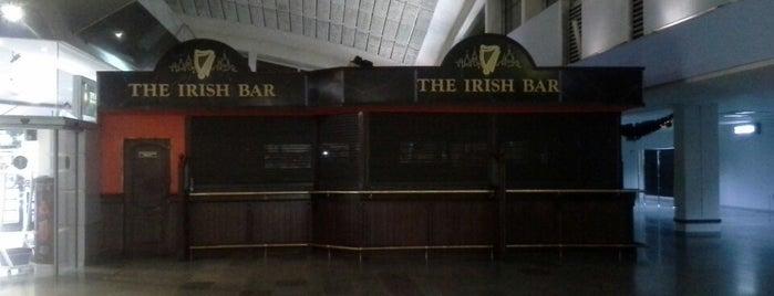 The Irish Bar is one of EURO 2012 KIEV (PUBS & BARS).