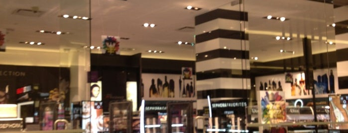 Sephora is one of Compras.