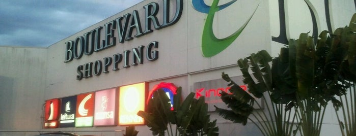 Boulevard Shopping is one of Lugares....