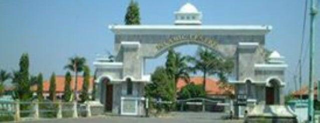 Islamic Center Kota Brebes is one of Kota Brebes (Decorate of Java) #4sqCities.