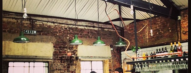 Tram Depot is one of Specialty Coffee Shops Part 2 (London).