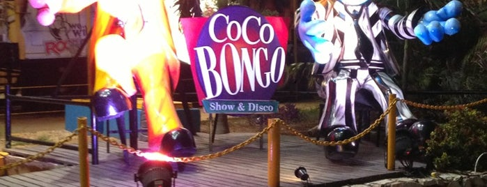 Coco Bongo Bar & Boutique is one of CrystttalitoFest.
