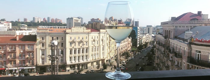 Mur Mur is one of Kiev.