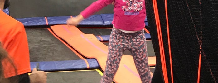 Sky Zone Pine Brook is one of NJ To Do.