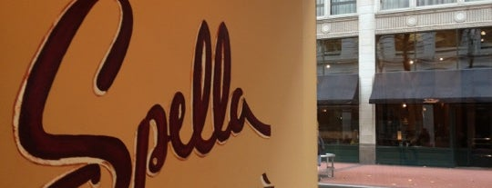 Spella Caffè is one of The 15 Best Places with Good Service in Portland.