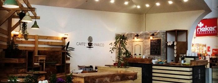 CAFFE' del PARCO is one of Лучшие кофейни Ульяновска.