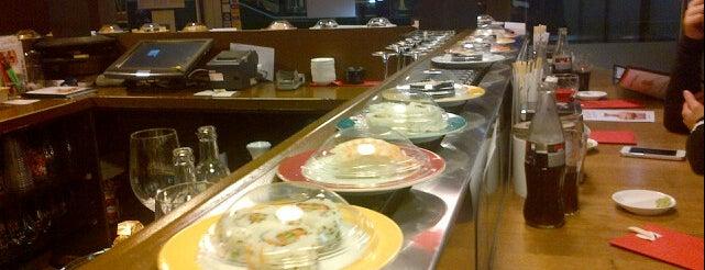 Must-visit Sushi Restaurants in Basel
