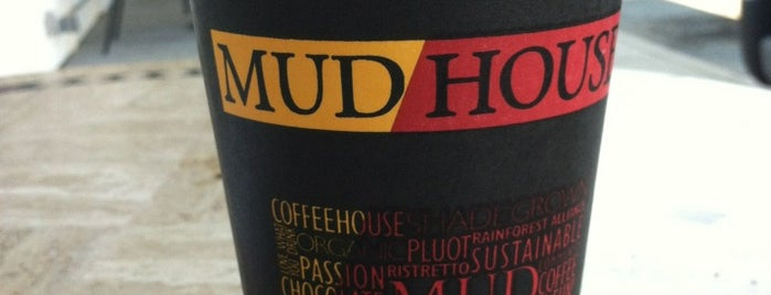 Mudhouse is one of Food.