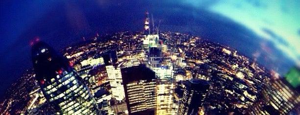 Sushisamba is one of London.