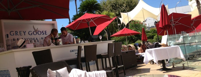 Majestic Terrace is one of Cannes - Must do.