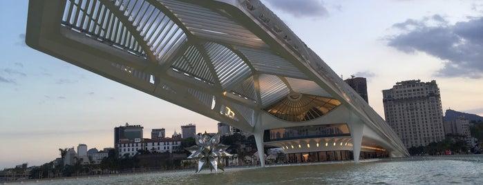 Museu do Amanhã is one of rio de janeiro.