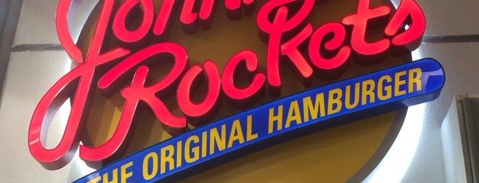 Johnny Rockets is one of Melhores restaurantes SP.