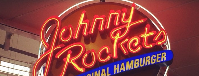 Johnny Rockets is one of Dicas.