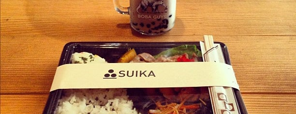 Suika is one of SF Eats to Try.