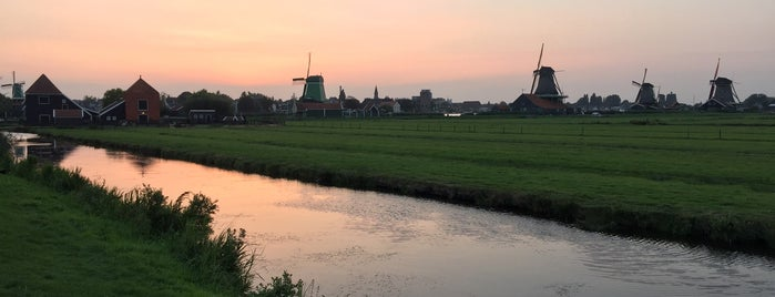 Zaanse Schans is one of Lista María Amsterdam.