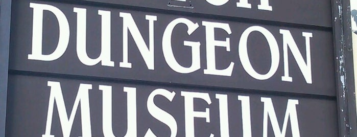 Witch Dungeon Museum is one of Attractions to Visit.