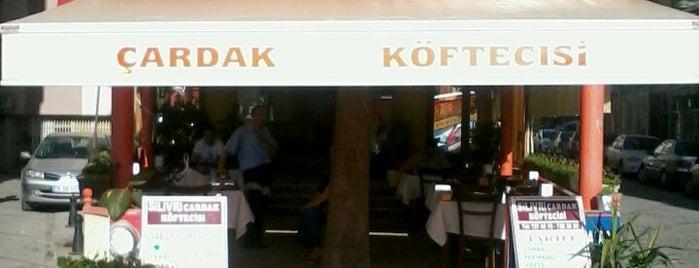 Çardak Köftecisi is one of SANDRO.