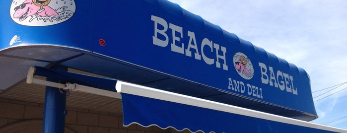 Beach Bagel & Deli is one of A Taste of Long Beach NY.