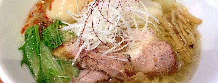Menya Syo is one of 飯屋.