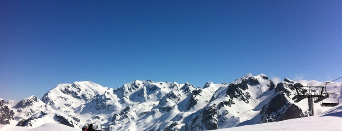 Chamrousse 1650 is one of Stations de ski (France - Alpes).