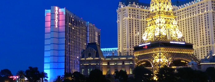 Fountains of Bellagio is one of Go Ahead, Be A Tourist.