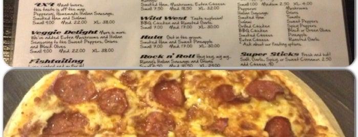 Ronny's Pizza Saburtalo   რონის პიცა საბურთალო is one of Tifliss.