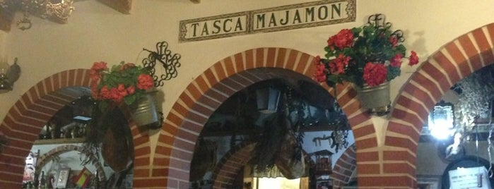 Tasca Majamon is one of Restaurantes.