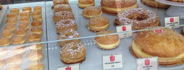 La Tarte Tropézienne is one of Paris, FR.