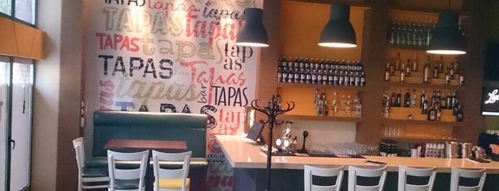 Tapas is one of Kragujevac, Šumadija.