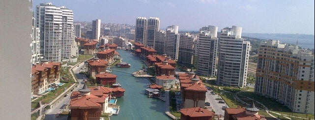 Bosphorus City is one of 34.