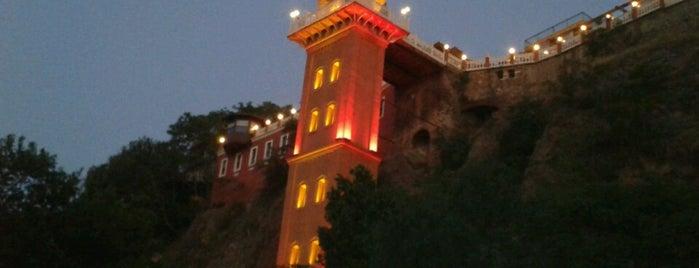 Tarihi Asansör is one of Gezmece ve Yemece.