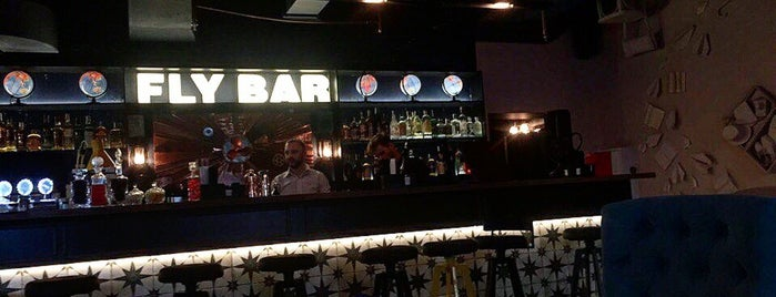 FLY BAR is one of Киев.