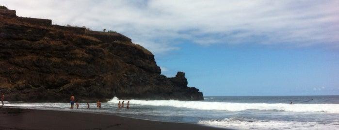 Playa El Ancon is one of Turismo por Tenerife.