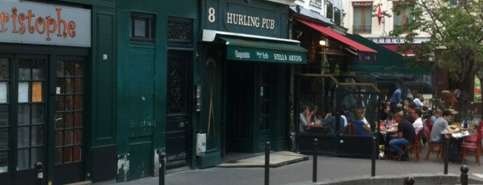 Hurling Pub is one of Bars du Jeudi.