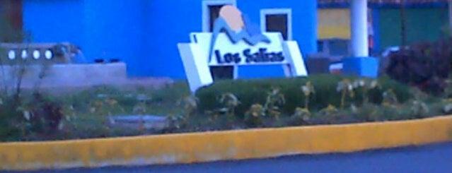Redoma de San Antonio de los Altos is one of Plazas, Parques, Zoologicos Y Algo Mas.