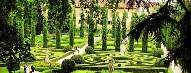 Giardino Giusti is one of Part 3 - Attractions in Europe.