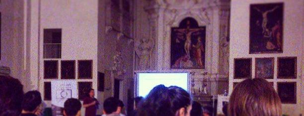 Scuola di Fotografia Santa Maria del Suffragio is one of Photography.