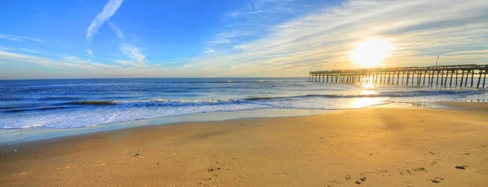 The 15 best places for surfing in virginia beach for One fish two fish va beach