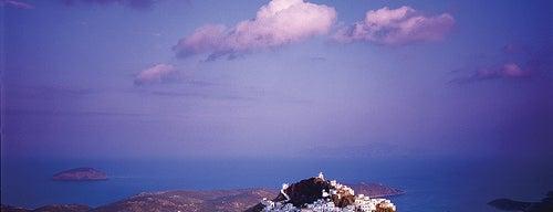 Πάνω Χώρα Σερίφου is one of Ελλαδα.