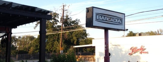 Barcadia is one of Bars For The Night Out! Dallas.