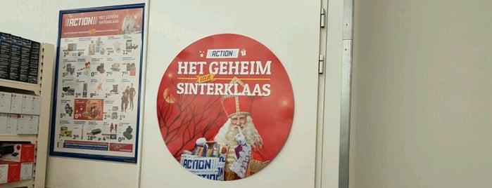 Action is one of Alle Nederlandse Action vestigingen.