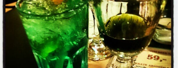 Absintherie is one of Prague.