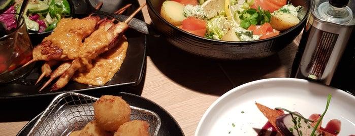 La Cuisine du BelRive is one of Restos.
